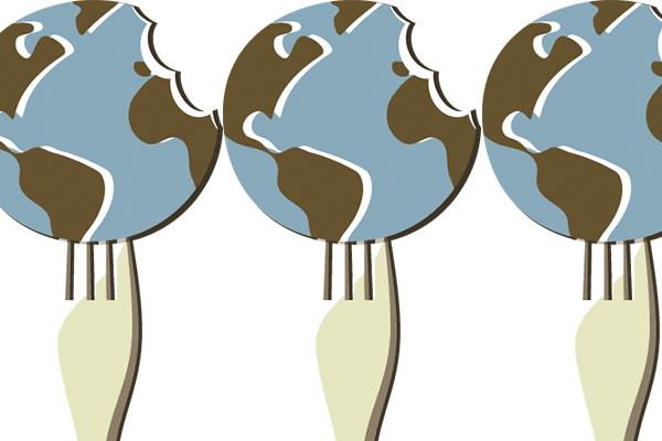 Om avståndet till naturen och oviljan till hållbar konsumtion