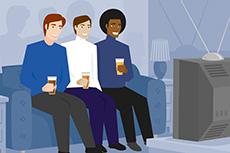Bros before hoes – manlig homosocialitet på film. Filmkrönika av Nanna Gillberg