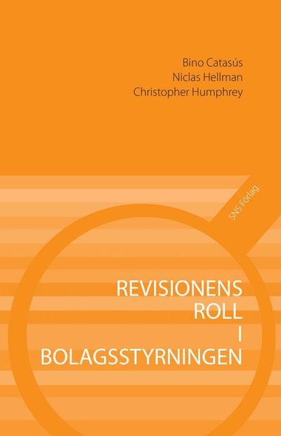 Revisionens roll i bolagsstyrning, bokomslag