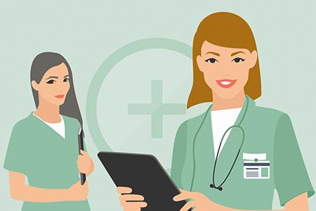 När sjukvård ska kommuniceras