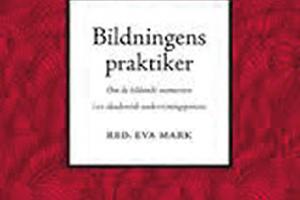 Bildningens praktiker, Eva Mark, Lars Johan Erkell, Lena Dahlén, Anette Hellman, Anita Synnestvedt och Magnus P. Ängsal, Makadam förlag, 2015