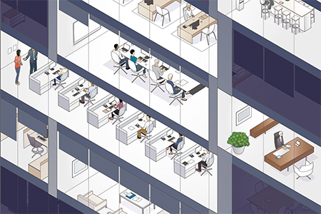 Framtidens kontor?