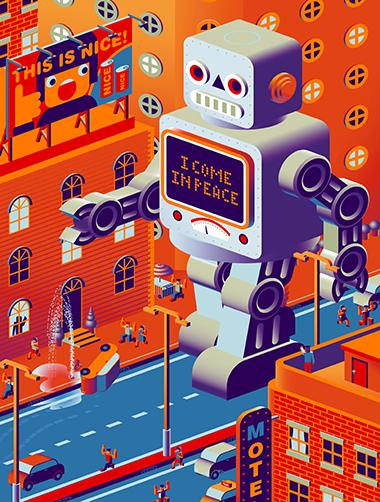 Robotisering på gång! | av Barbara Czarniawska