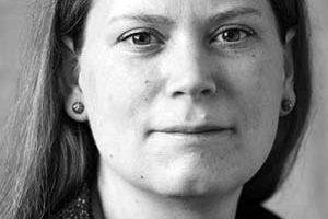 Lovisa Näslund, gästredaktör för Tema Tid för tillit? Nr 2/2018