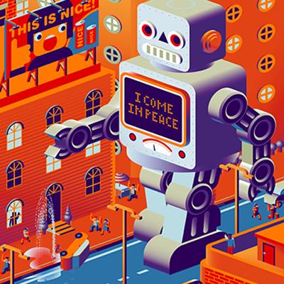 Robotisering på gång!